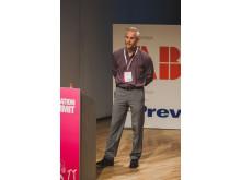 Erik Johansson, Cyber security manager på Westermo
