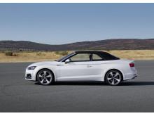 Audi A5 Cabriolet m sufflett