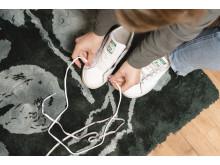 Sneaker cleaning_skoband
