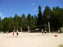 Bettnes - den aktiva stranden