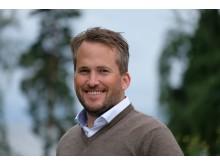 Anders Rørvik Ellingbø, branningeniør i If Skadeforsikring.
