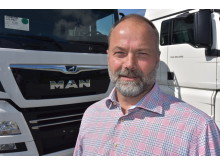 MANs administrerende direktør Niels-Jørgen Toft Jensen glæder sig over udsigten til at MAN nu kan tilbyde sine kunder endnu lettere tilgang til service i Storkøbenhavn