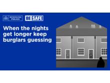BE SAFE Timer-lights