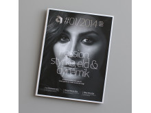 Omslag Uppsala Konsert & Kongress säsongsprogram 01/2014