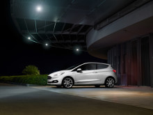 Ny generation Ford Fiesta Vignale