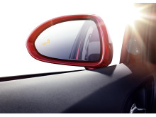 Opels döda-vinkel-varnare