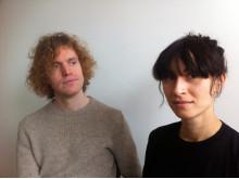 Joanna Zawieja och Andjeas Ejiksson tilldelas  Einar Mattsson stipendium