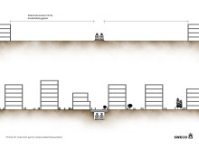 Kontinentalstaden - Malmös nya stadsdel på spåren