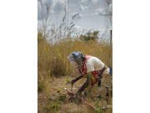 Minerydning, Sydsudan
