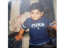Amaan Shakoor - toddler