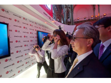 LG Cinema 3D Sophie Marceau