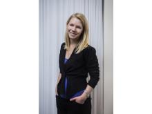 Erica Nordström, nätverk för kvinnor i brf-styrelser
