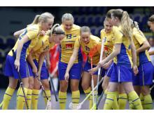 Sveriges U19-damlandslag i innebandy.
