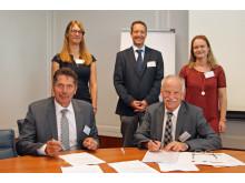 Dittelbrunn: Auftakt für kommunales Energieeffizienznetzwerk Franken