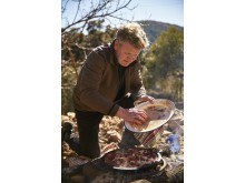 Gordon Ramsayn makuseikkailut -sarja,  National Geographic, kokkausta Marokkossa
