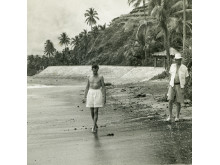 1956 - Britten and Pears in Bali