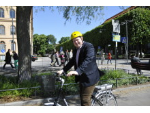 Per Ankersjö cyklar
