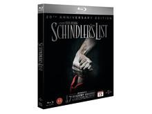 Schindlers List på Blu-ray 10 april