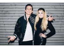 Charlie Puth and Meghan Trainor