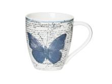 Madeleinekrus: sommerfugl