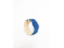 """Aqua profonda"", bracelet by Flora Vagi"