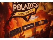 Polaris Pressevegg