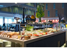 Frokost ved Scandic Stavanger Airport