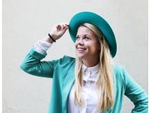 Innovatören Sofie Lindblom är en av årets alumner vid Linköpings universitet.