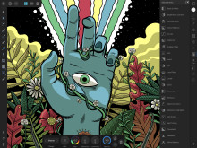 Affinity Designer for iPad