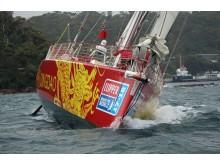 Coppercoat - Image - Qingdao - credit Clipper Race