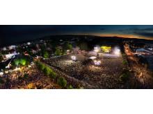 Konsert med Rihanna