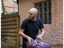 Johan Björkman pratar Hållbarhet på Fastfood & Café/ Restaurangexpo den 12 sept 2019 på Åbymässan
