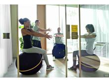 Active Sitting Ball
