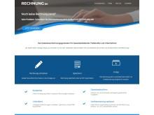 Rechnungsgenerator - Screen 2