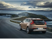 The all-new Volvo V40 Cross Country