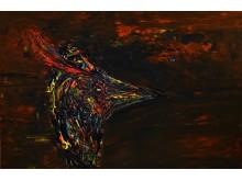 Akryl på canvas 100 x 150.