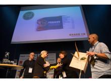 Medarbetare MälarChark - prisutdelning Chark-SM 2016
