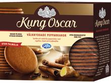 Kung Oscar Välkryddade Pepparkakor