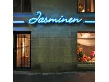 Neonskylt Jasminen