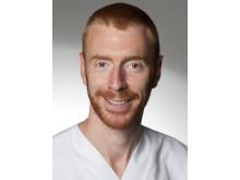 Andreas Kling, ny verksamhetschef från 2018-01-01 på Medicinkliniken, Danderyds sjukhus.