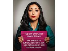 Bild från den externa kommunikationskampanjen för Nordiskt Forum 2014