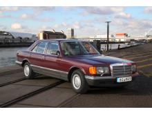 BELMOT Ausstellungsfahrzeug  auf der Retro Classics