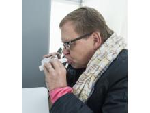 """Dag Larsson (S): """"Pinsamt få spirometrier i Rinkeby"""""""