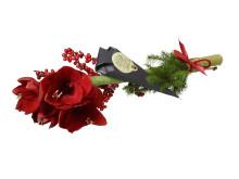 Jul på Interflora: Tryffelknopp med chokladstrut