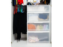 The secret to STAYING organized?  Visibility