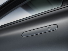 Hyundai Nexo Aerodynamic Door Handle - closed