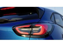 Ford Puma detalii stopuri