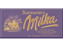 Czekolada Milka z 1922 roku