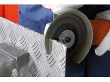 Flexovit Mega-Line 1,6 mm kapskiva - Användning