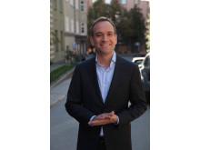 Niclas Wullt, Sales Director på Saint-Gobain Sweden AB, Weber